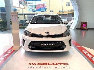 Bán xe Kia Soluto đời 2020, màu trắng, nhập khẩu nguyên chiếc