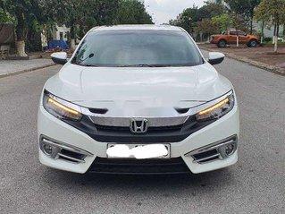 Cần bán lại xe Honda Civic sản xuất 2017, màu trắng, nhập khẩu