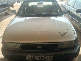 Bán Nissan Sunny đời 1992, màu bạc, nhập khẩu, 29 triệu