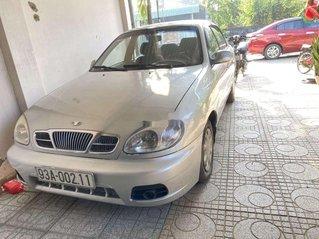 Bán ô tô Daewoo Lanos 2005, màu bạc, 80 triệu