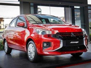 Cần bán xe Mitsubishi Attrage đời 2020, màu đỏ, nhập khẩu Thái Lan