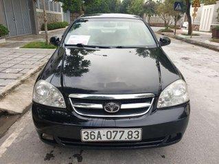 Cần bán xe Daewoo Lacetti năm sản xuất 2011, màu đen, nhập khẩu nguyên chiếc còn mới