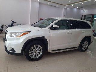 Cần bán Toyota Highlander 2013, màu trắng, xe nhập chính chủ