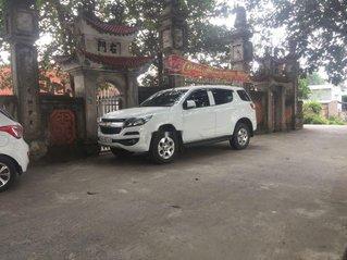 Bán Chevrolet Trailblazer sản xuất 2018, màu trắng, xe nhập