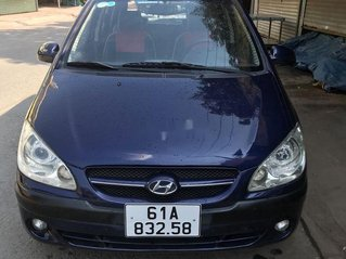 Bán Hyundai Getz năm sản xuất 2008, màu xanh lam, xe nhập còn mới, 159 triệu