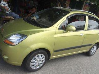 Cần bán Chevrolet Spark đời 2009, màu xanh lục, nhập khẩu chính chủ