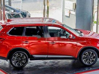 Bán Mitsubishi Outlander sản xuất năm 2020, màu đỏ, giá chỉ 825 triệu