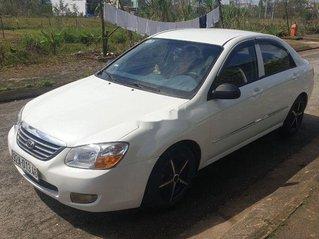 Cần bán xe Kia Cerato sản xuất 2007, màu trắng, xe nhập, giá chỉ 125 triệu