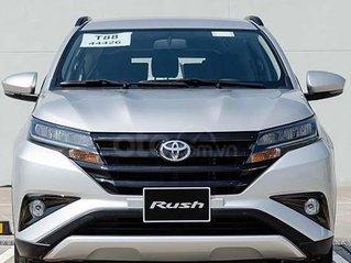 Toyota Rush Miền Tây - Tặng 2 năm bảo hiểm + Gói ưu đãi 25 triệu