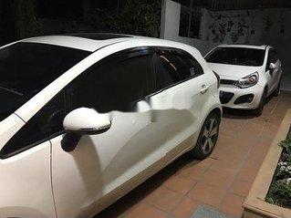 Xe Kia Rio đời 2012, màu trắng, nhập khẩu số tự động, 350 triệu