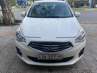 Cần bán xe Mitsubishi Attrage đời 2017, màu trắng, xe nhập