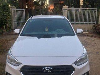 Cần bán xe Hyundai Accent sản xuất năm 2018, màu trắng, xe nhập số sàn