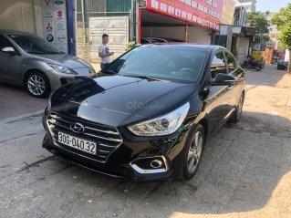 Xe Hyundai Accent sản xuất 2019, màu đen nhập khẩu nguyên chiếc giá tốt 530 triệu đồng