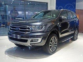 [Ford Phổ Quang] Ford Everest 2020 giảm giá lên đến 95tr - vay 80% giá xe, bao hồ sơ toàn quốc, đủ màu giao ngay