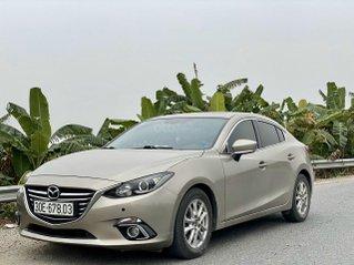 Bán nhanh Mazda 3 15G AT SD sản xuất 2015, nhập khẩu