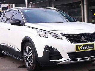 Bán ô tô Peugeot 5008 sản xuất 2019, màu trắng còn mới