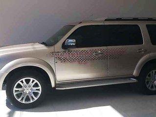 Bán Ford Everest sản xuất 2014, màu vàng còn mới, giá 520tr