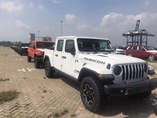 Jeep Gladiator Rubicon 2020, chính hãng, xe có sẵn tại TP. HCM, tặng lệ phí trước bạ