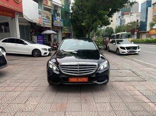 Bán xe Mercedes C250 2015, màu đen, biển TP