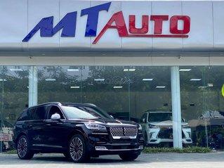 MT Auto bán xe Lincoln Aviator Black Label đời 2020, xe nhập