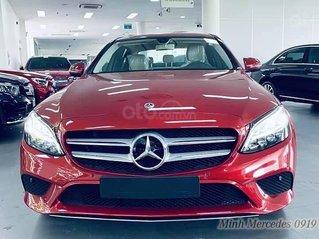 Mercedes Benz C180 New, tặng 100% thuế trước bạ trong 2020