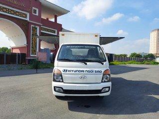 Xe Hyundai H150 1.5 tấn đa dạng phong cách bán hàng