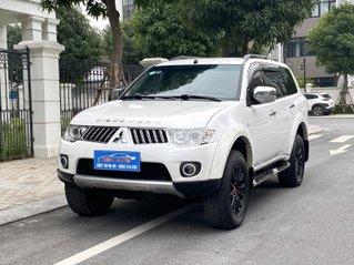 Mitsubishi Pajero Sport sản xuất 2012, số sàn 2 cầu màu trắng