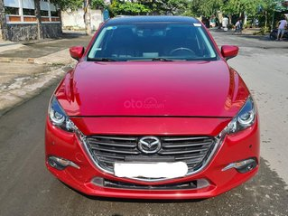 Bán Mazda 3 2017, màu đỏ