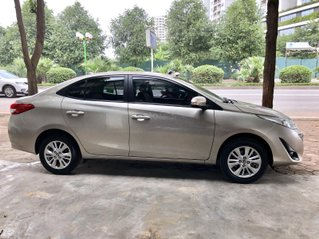 Bán xe Toyota Vios số tự động 2019, biển Hà Nội