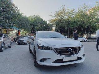 Bán xe Mazda 6 năm 2017, màu trắng, 678tr