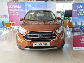 Ford Ecosport 2020 New giá siêu tốt và giảm giá tháng 11 - tặng full phụ kiện - vay tối đa