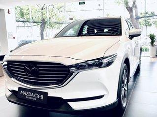 [Giá tốt Miền Nam] Mazda CX8 2020 Deluxe được trang bị gói nâng cấp 35 triệu, liên hệ ngay