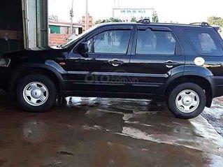 Bán ô tô Ford Escape sản xuất năm 2003, màu đen còn mới