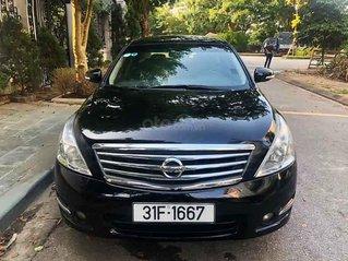 Bán Nissan Teana sản xuất 2010, màu đen, nhập khẩu còn mới giá cạnh tranh