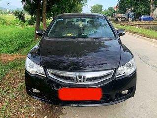 Bán Honda Civic năm sản xuất 2007, màu đen còn mới, 245 triệu