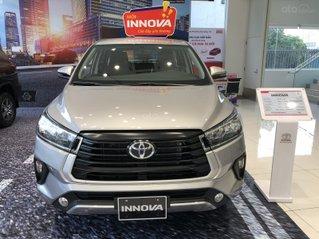 Toyota Tân Cảng bán Toyota Innova 2.0E 2021 - tặng gói bảo dưỡng 3 năm trị giá 19,5 trđ - trả góp chỉ với 200trđ