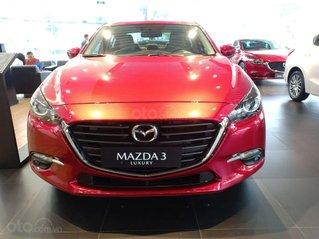 Mazda 3 2019 - chỉ còn duy nhất một chiếc - xe có sẵn - hỗ trợ vay 90% - xe chỉ dành cho người quyết đoán