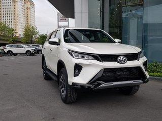 Xe Toyota Fortuner 2.4G 4x2 AT Legender 2020