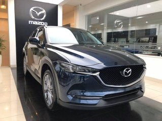 Bán New Mazda CX-5 Luxury 2020, màu xanh sẵn xe giao ngay