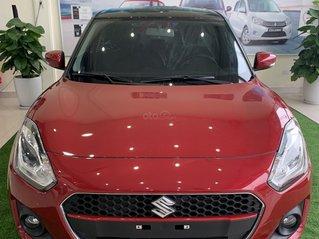 Bán Suzuki Swift GLX 2020, màu đỏ, giá cạnh tranh