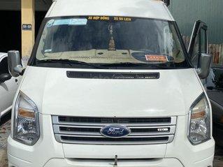 Bán xe Ford Transit đời 2013, màu trắng, giá rẻ