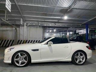 Cần bán xe Mercedes SLK 350 AMG 2012, màu trắng