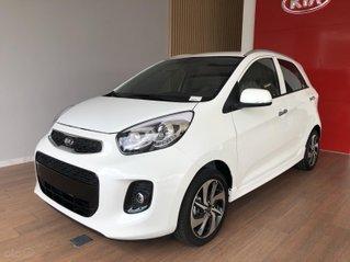 Rao bán xe Kia Morning AT Luxury, màu trắng