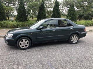 Cấn bán gấp Ford Laser Deluxe đời 2002, xe còn đẹp như mới