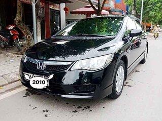 Bán Honda Civic 1.8 MT năm 2010, màu đen, 282 triệu