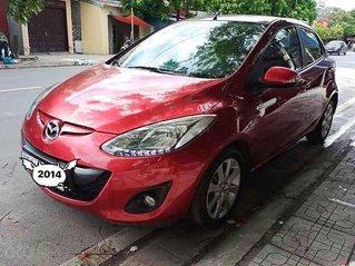 Bán Mazda 2 năm 2014, màu đỏ, 362 triệu, xe một đời chủ còn mới
