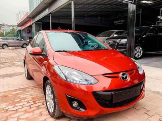 Bán xe Mazda 2 năm sản xuất 2013, màu đỏ, 330 triệu