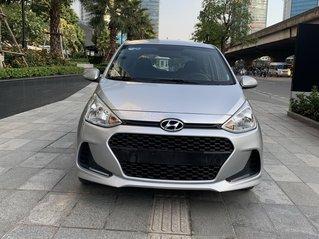 Bán xe Hyundai Grand i10 đăng ký 2019, màu bạc nhập khẩu nguyên chiếc, giá chỉ 295 triệu đồng