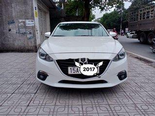 Cần bán lại xe Mazda 3 sản xuất năm 2017, chính chủ, giá 545tr