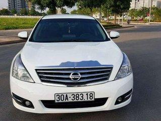Bán Nissan Teana đời 2010, màu trắng, nhập khẩu nguyên chiếc